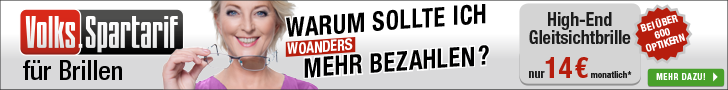 Volks-Spartarif für Brillen.de